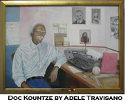 Doc Kountze by Adele Travisano