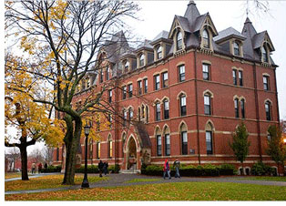 Tufts University's West Hall