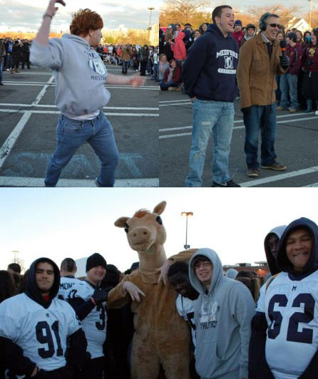Turkey toss 2010