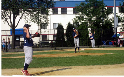 MIT baseball tournament
