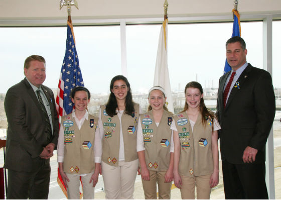 Girl Scouts Presentation