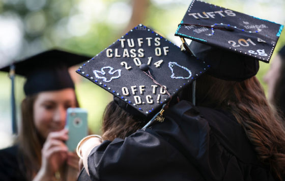 Tufts class of 2014