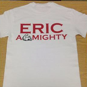 Eric Almighty benefit