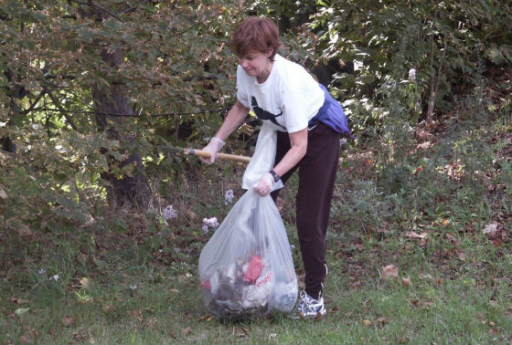 Mystic River Cleanup