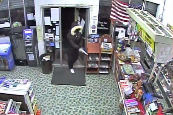 Spring Street convenience store armed robbery