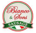 Bianco and Sons Sausage