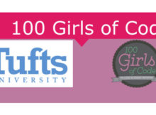 Tufts and 100 Girls of Code