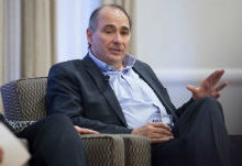 David Axelrod at Tufts