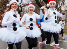 Medford Jingle Bell walk run
